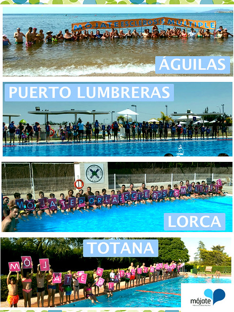 Mójate 2018, campaña, sensibilizacion, solidaridad, lorca, totana, aguilas, puerto lumbreras, piscinas, playa, esclerosis multiple, aema3