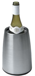 Vacu-vin Rapid Ice Prestige Wine Cooler (Stainless Steel)