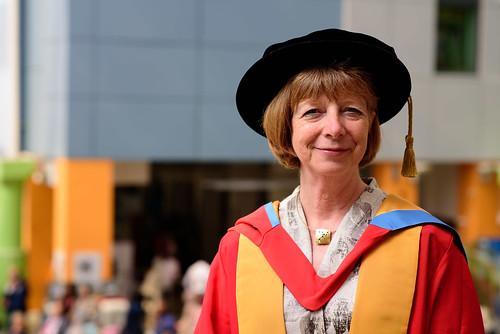 Honorary Graduate Summer 2018 - Ruth McKernan