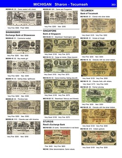 Kelly Obsolete Paper Money Guide sample page2