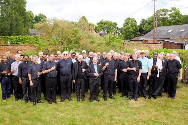 Celebration of Priesthood, East Anglia, June 2018