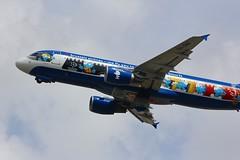 A320 OO-SND London Heathrow 15.06.18