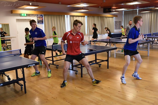 Reykjavik (Iceland) - 2018 ITTF/PTT Level One Course and Youth Training Camp