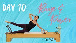 Sarah Bertucelli - Day 10- Range and Power (30 mins) - Level 2 https://t.co/FBmPGX02iN