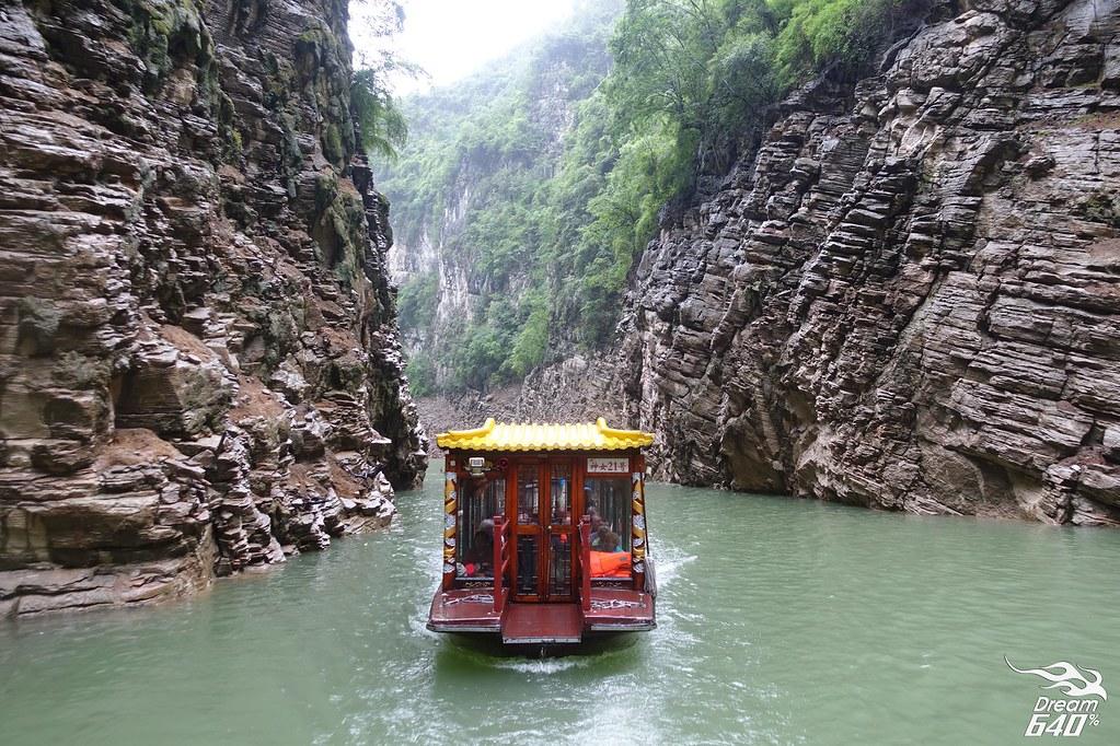 神女溪-長江三峽-11