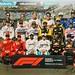 2018 Formula One grid photo