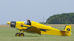 Bébé Jodel D92 / L'avion de Zozo