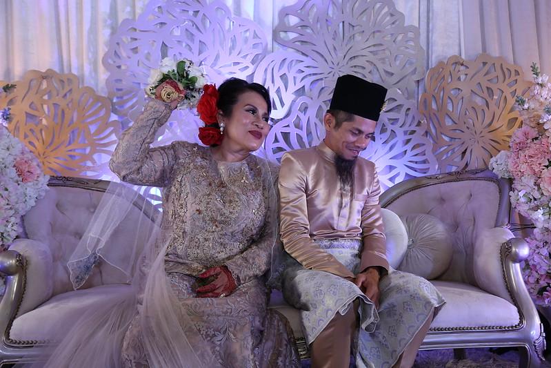 Betul Ke Kak Limah Mr K Berkahwin Atau Sekadar Gimik Sensasi
