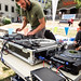 30 MFest 2018 Stack up Sound System