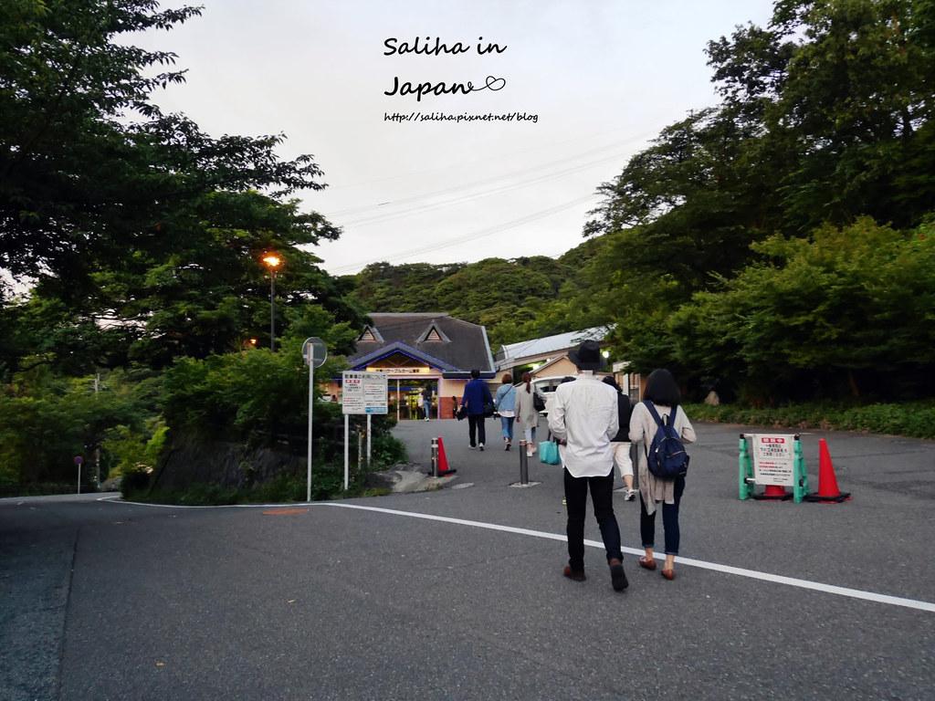 皿倉山夜景纜車 (4)