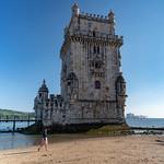Изображение Башня Белем вблизи Algés. lisboa portugal pt sony sonya7riii sonyalpha belémtower towerofstvincent