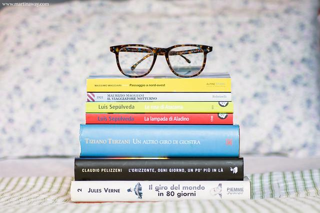 Libri per girare il mondo