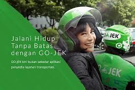 Go Jek ad