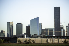 Houston Skyline, North, 609 Main at Texas
