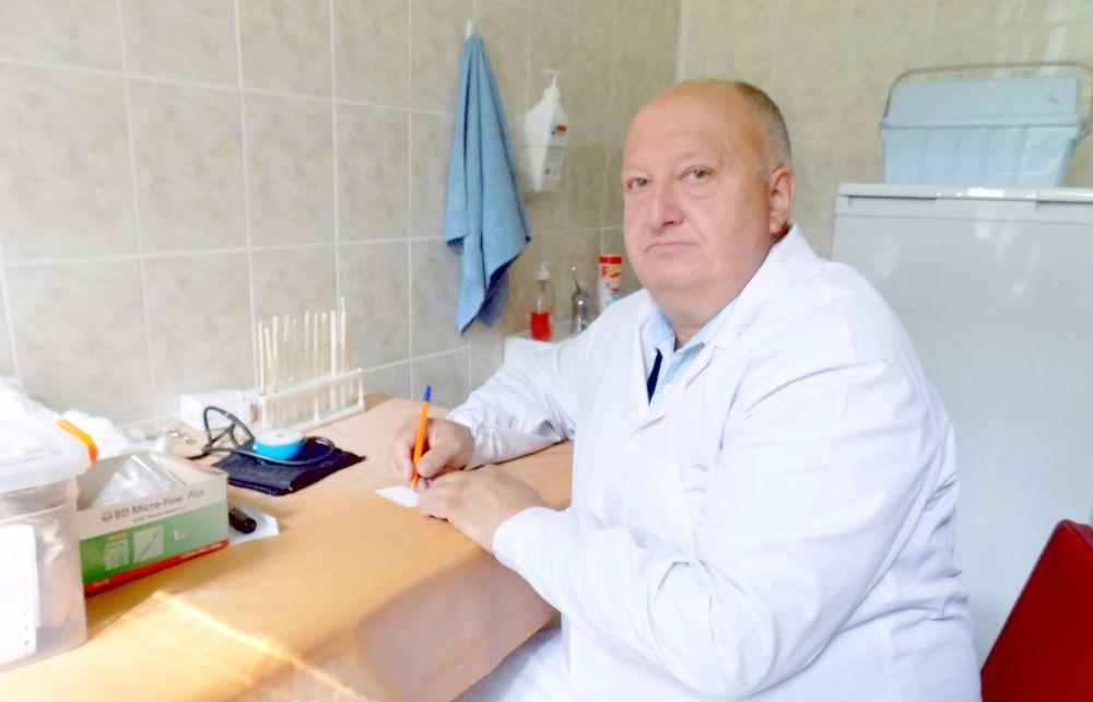 Александр Владимирович Базылевский, врач-инфекционист ЯЦРБ