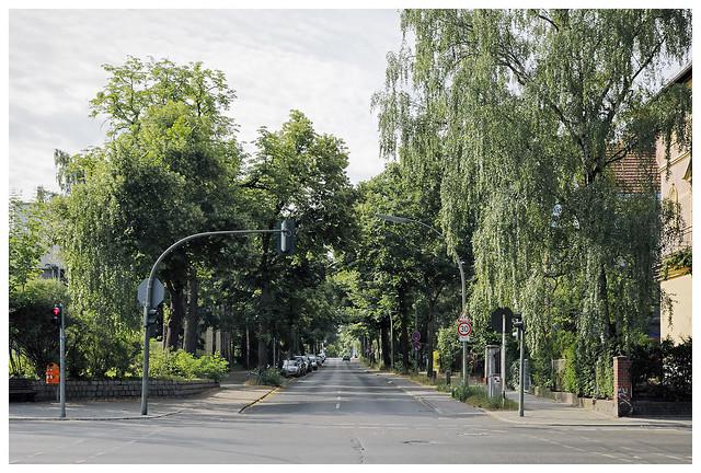 Berliner Straße Ecke Seehofstraße