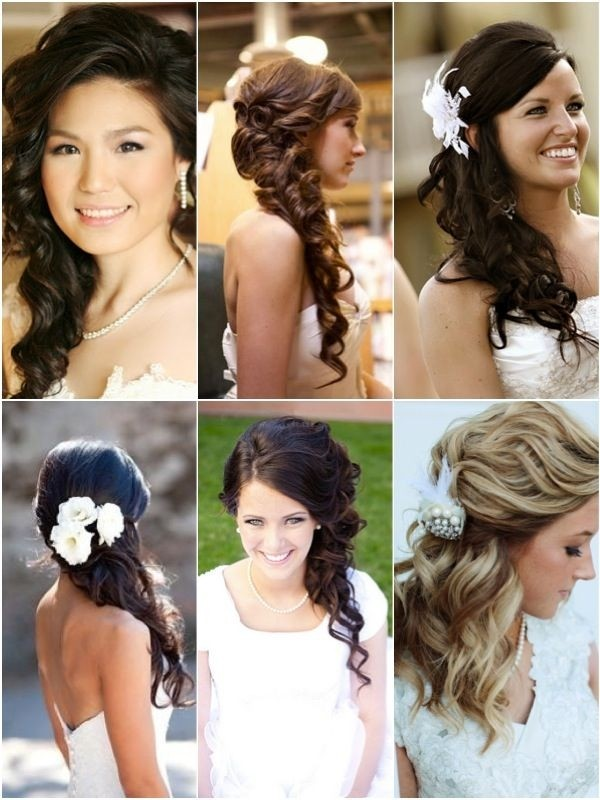 Most previewed Wedding Hairstyles In 2018 -Discover Trends 4