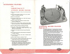 Gramophone Equipment Redc