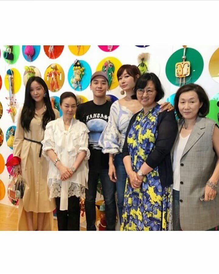 BIGBANG via pandariko - 2018-07-02  (details see below)