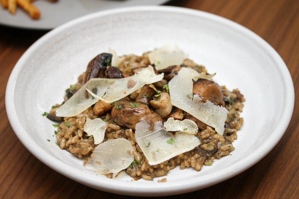 Mushroom Risotto (Side)