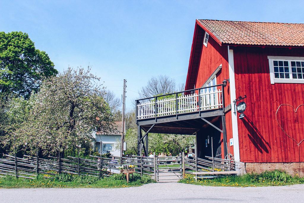 Sommarguide till Eskilstuna - Mary's café - reaktionista.se