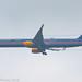 TF-ISX - 2000 build Boeing B757-3E7, inbound to Manchester in the murk & mist