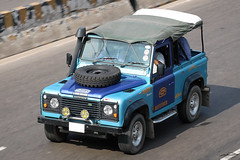 Land Rover Defender 90, Bangladesh.