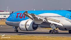 OO-JDL TUI Airlines Belgium Boeing 787-8 Dreamliner