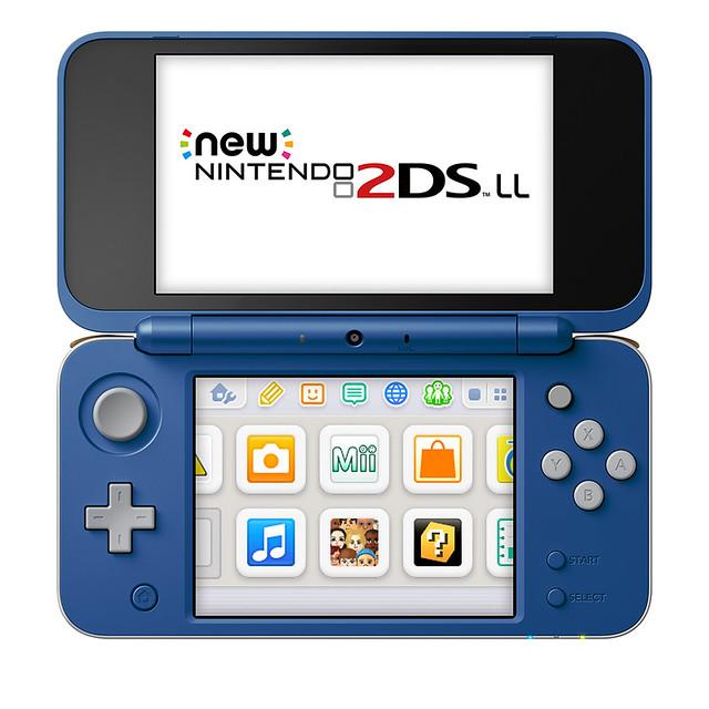 這台防禦力加多少?任天堂 New Nintendo 2DSLL 「海利亞之盾」造型日規主機 New Nintendo 2DS LL HYLIAN SHIELD EDITION