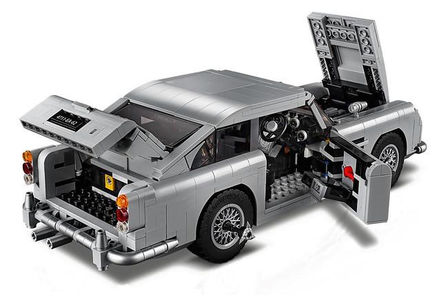 10262 James Bond Aston Martin DB5 (4)