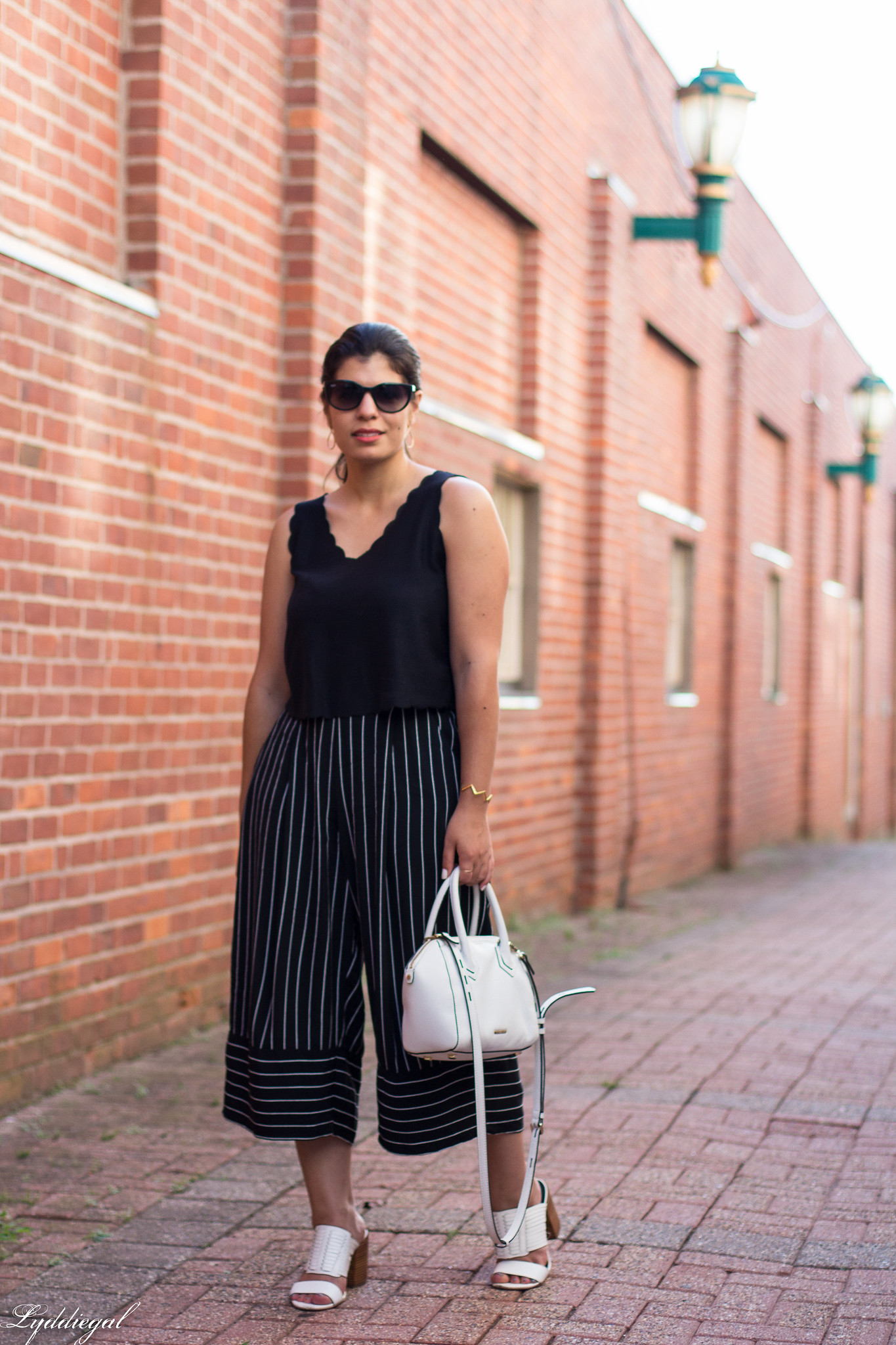scalloped crop top, striped culottes, white mules-3.jpg