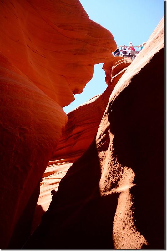 Lower Antelope Canyon, Page, Arizona (1)