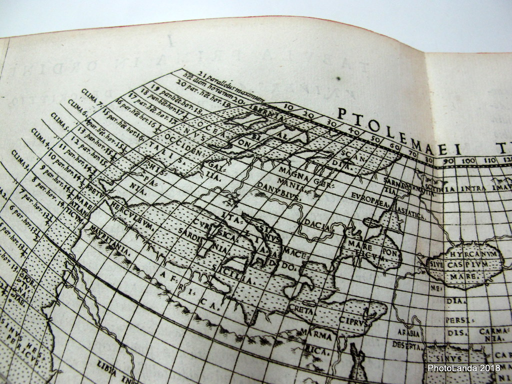 Geographia Cl. Ptolemaei Alexandrini