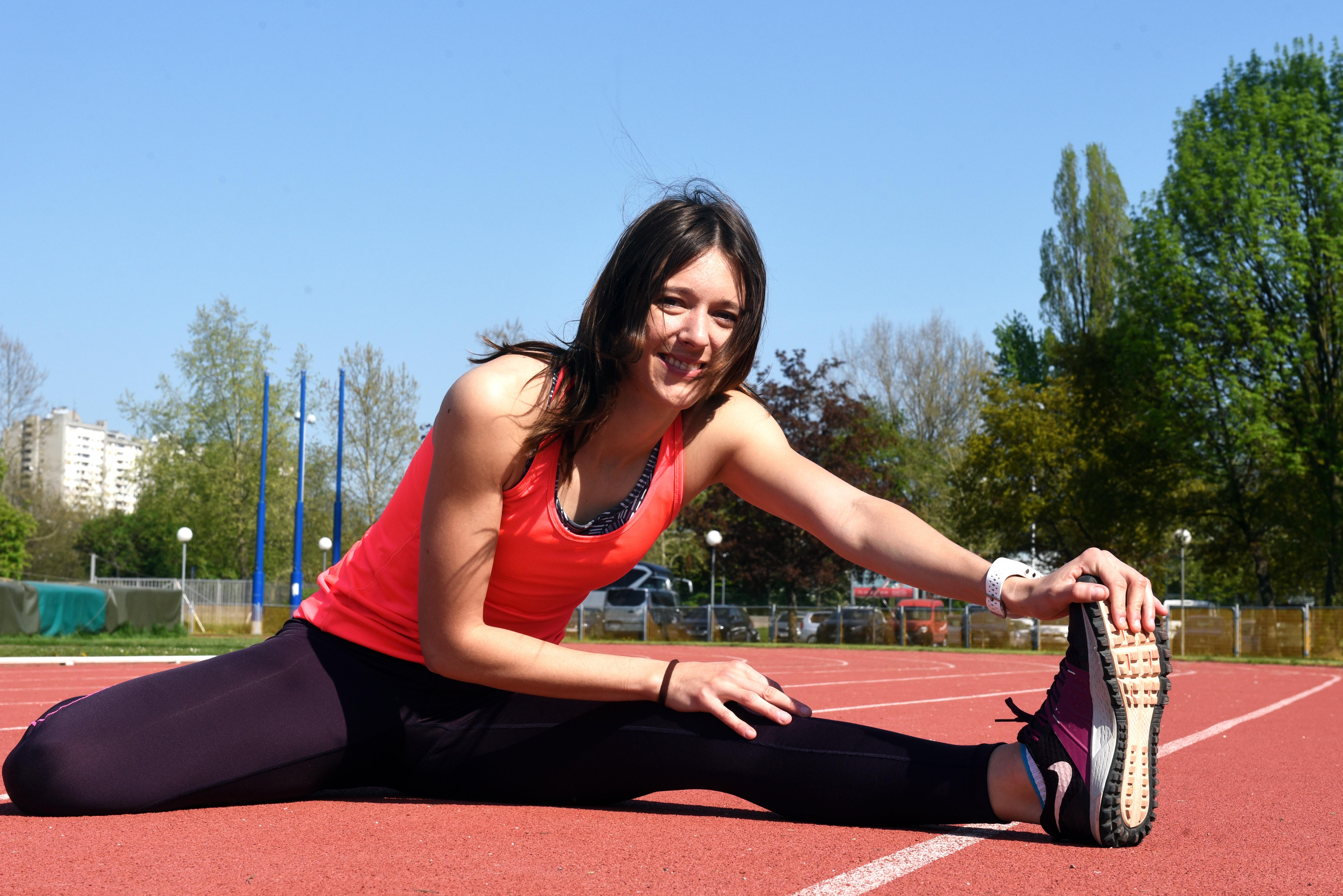Ana Šimić - vrhunska sportašica i ugovorna pričuvnica OSRH