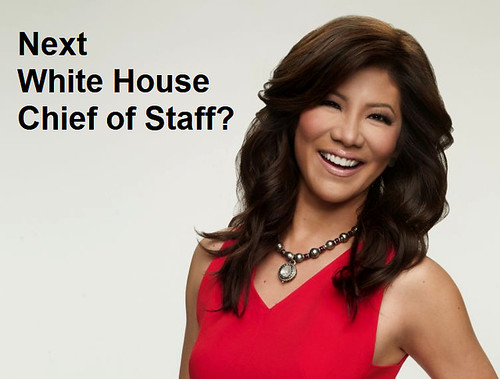 Next White House Chief of Staff?