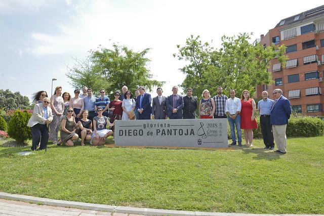 Glorieta Diego de Pantoja