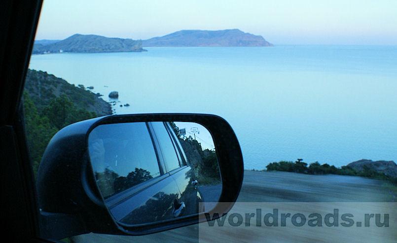 Дорога в Новый Свет