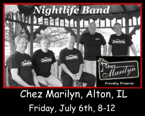 Nightlife Band 7-6-18
