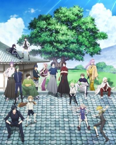 Touken Ranbu: Hanamaru (TV-Series)