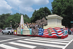 National Park Service Float-4th of July Parade-Washington DC 9038