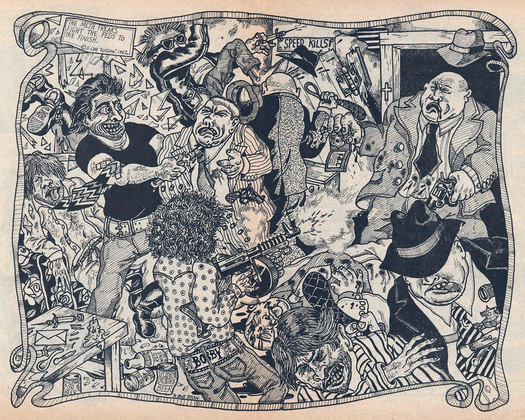 Radical America Komiks В3 #1 - Страница 24
