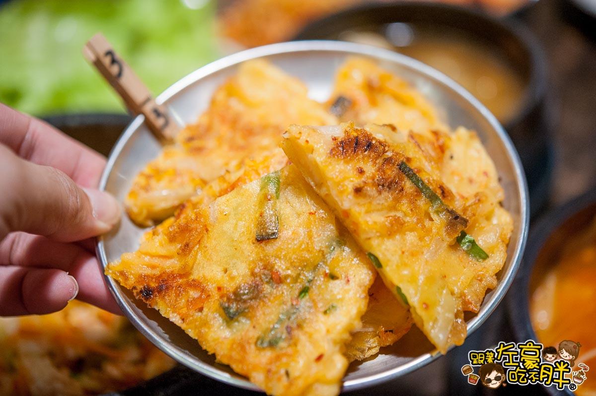 韓式料理槿韓食堂-29