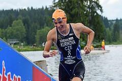 O evropské tituly ve sprint triatlonu se pojede v Tartu