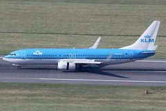 KLM Royal Dutch Airlines Boeing 737-8BK PH-BCE (c/n 42151)