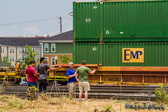 Memphis Railfans Summer Cookout | CN Junction