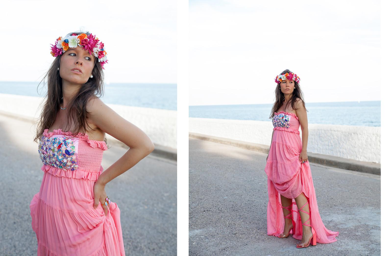 07_El_vestido_perfecto_fiesta_san_juan_verbena_highly_preppy_theguestgirl_fashion_influencer_barcelona_bilbao_vestido_rosa