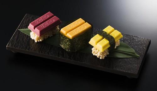 KitKat Sushi