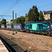 DRS 68001 on 4D47 at Larbert