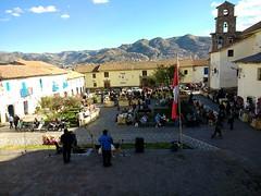 Plaza San Blas, Cuzco