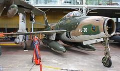 Republic F 84F Thunderstreak ~ FU-30